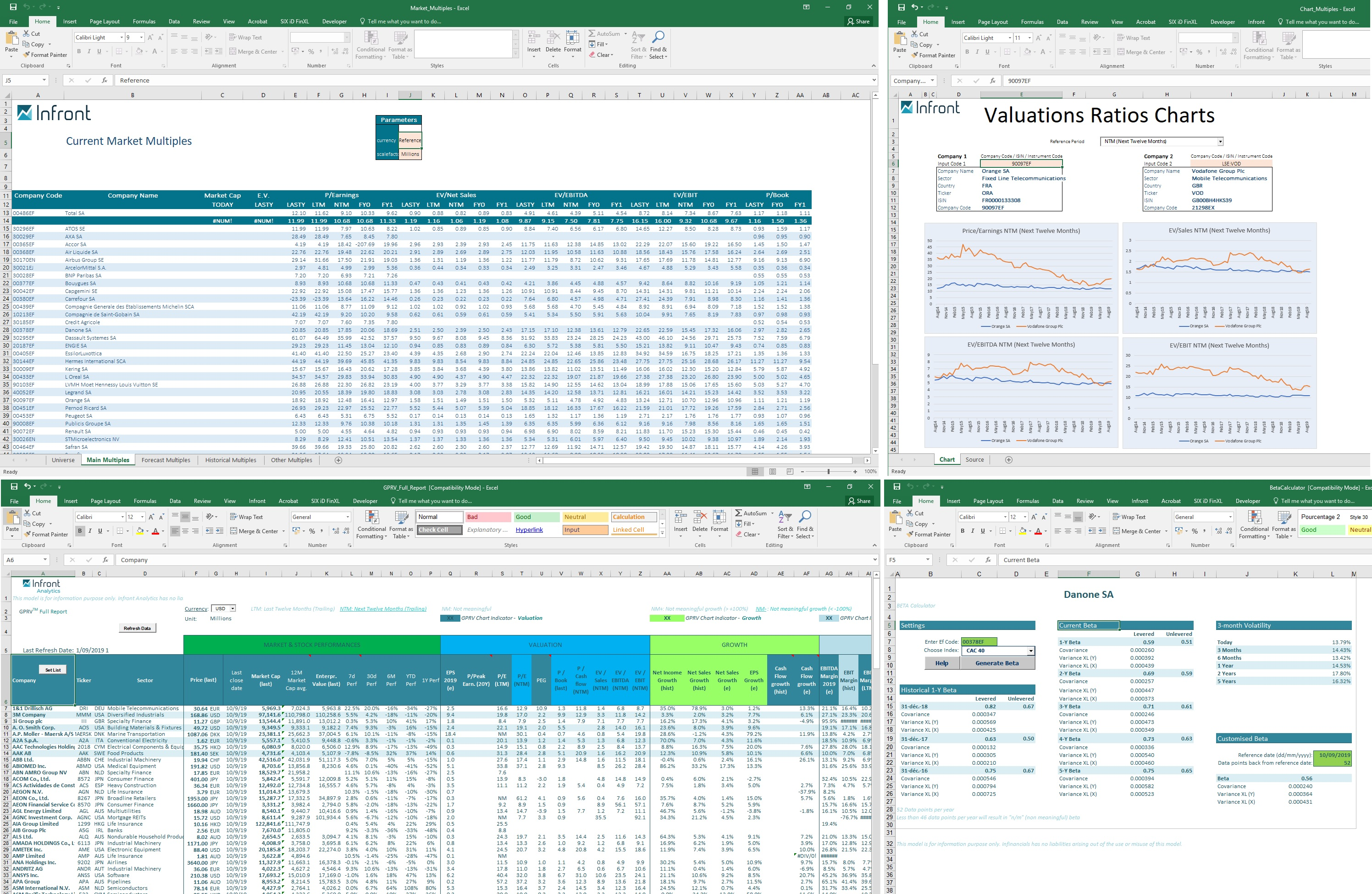 2021 eng screen Excel Add-In Template Samples